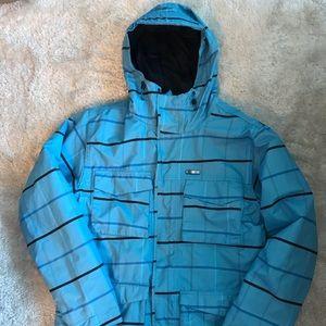 Mens NWOT BillaBong Snow Board Jacket SZ L